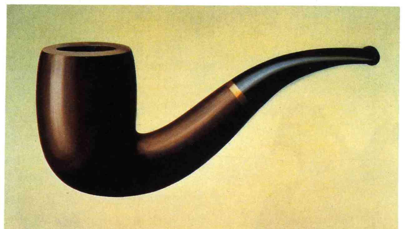 ... Og dette er iøvrigt heller ikke en pipe